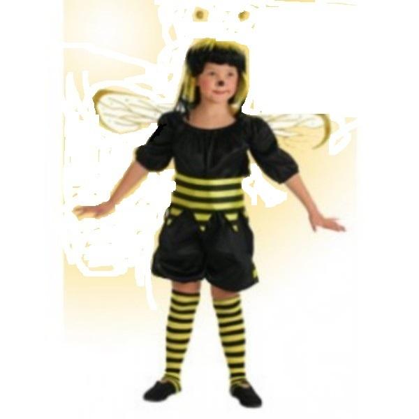 disfraz abeja chica infantil - DISFRAZ DE ABEJA NIÑA