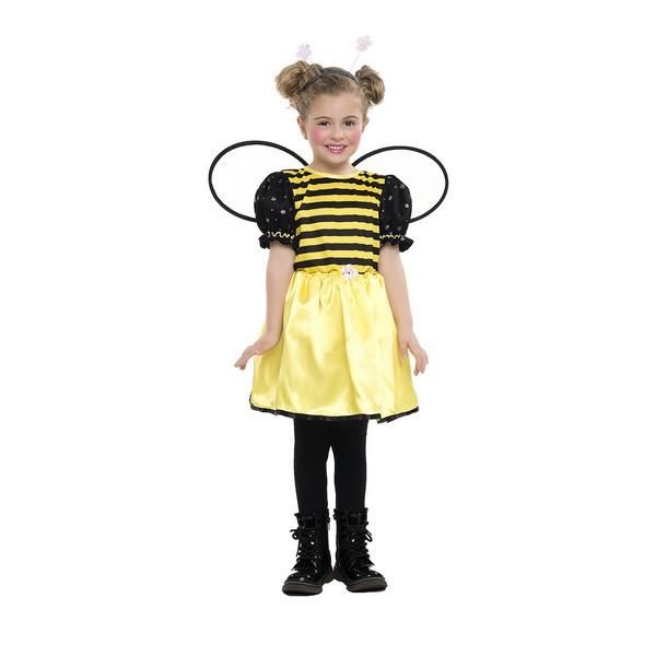disfraz abeja flor niña - DISFRAZ DE ABEJA FLOR NIÑA