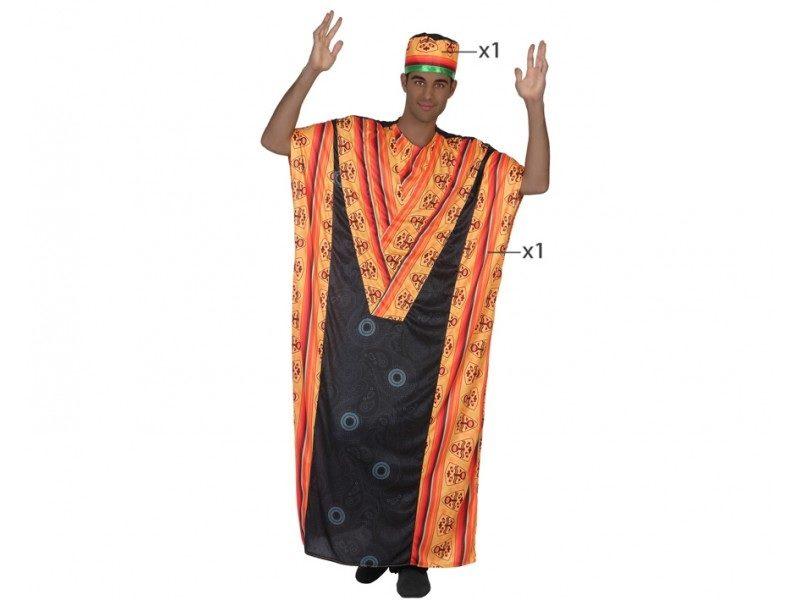 disfraz africano hombre 800x600 - DISFRAZ DE AFRICANO  HOMBRE