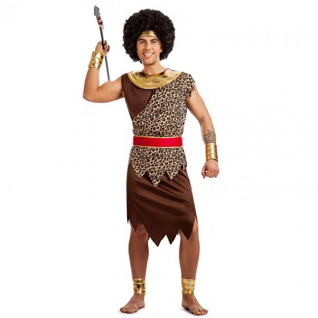 disfraz africano para hombre - DISFRAZ DE TRIBU AFRICANA PARA HOMBRE