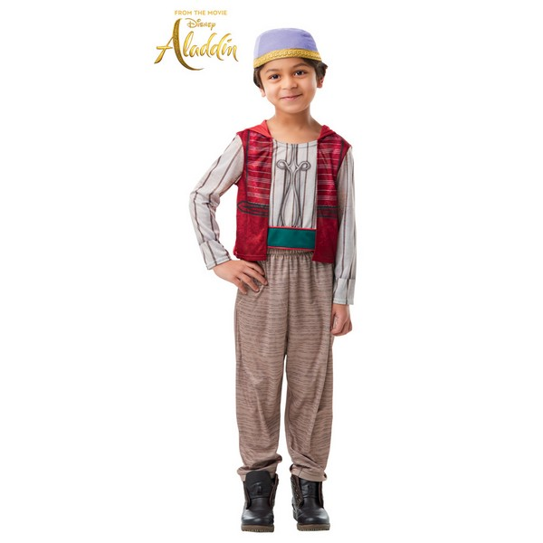 disfraz aladdin classic infantil - DISFRAZ DE ALADDIN NIÑO
