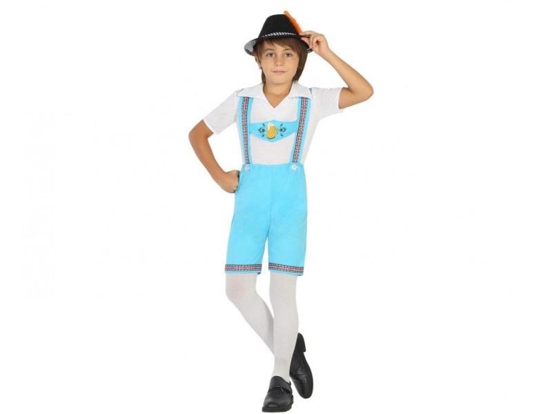 disfraz aleman niño - DISFRAZ DE TIROLES ALEMAN NIÑO
