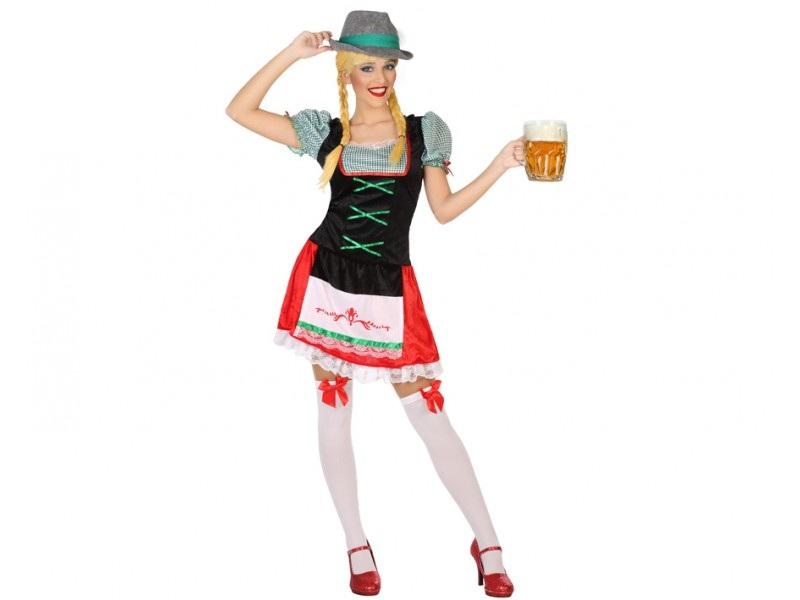 disfraz alemana mujer - DISFRAZ DE ALEMANA MUJER