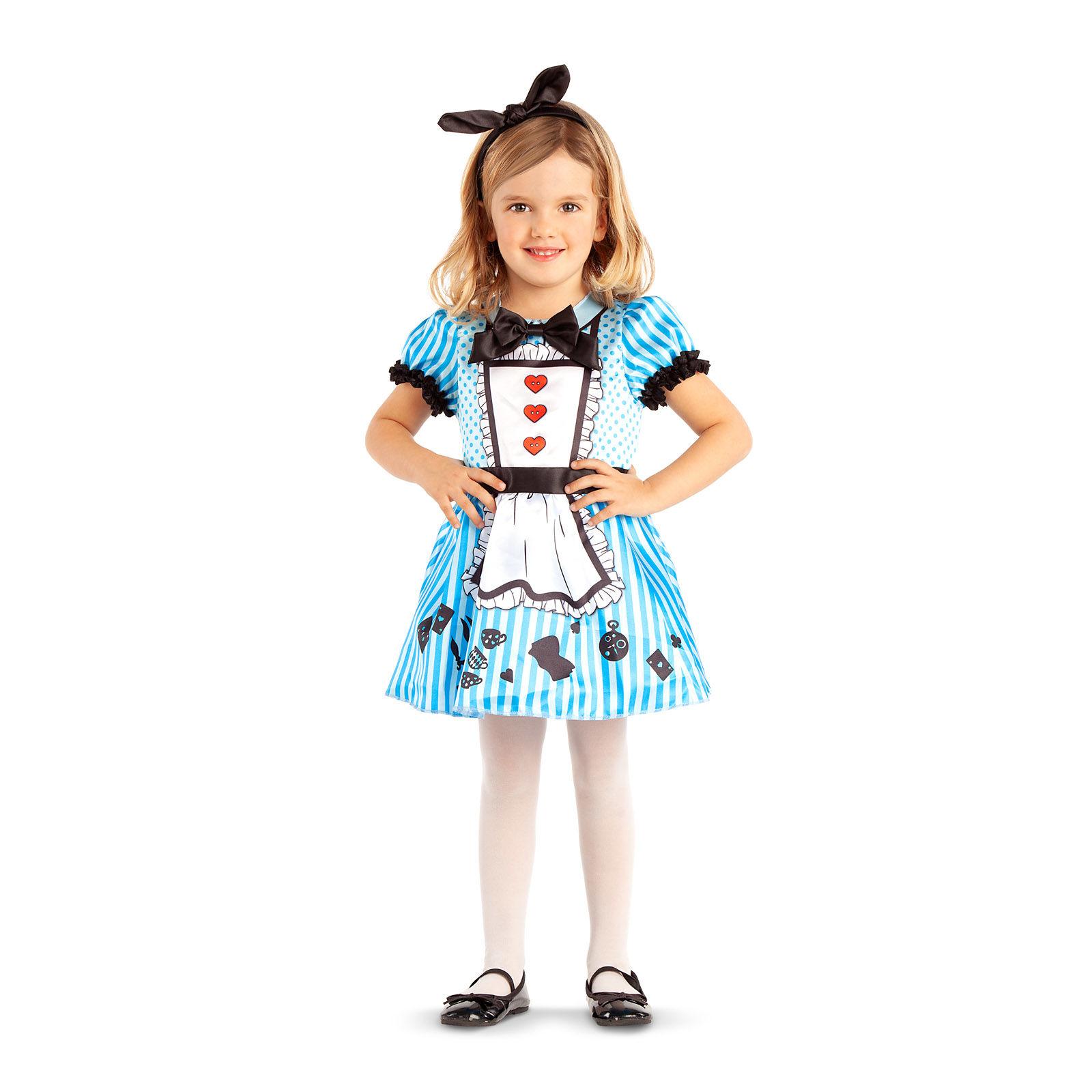 DISFRAZ DE ALICIA BEBÉ - Disfraces para Bebés - Tienda de disfraces online