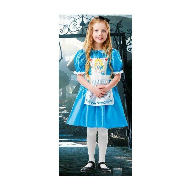 disfraz alicia en el pais de las maravillas para nina 800x800 - DISFRAZ DE ALICIA NIÑA CON LICENCIA