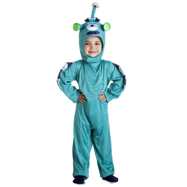 disfraz alienígena bebé - DISFRAZ DE MARCIANO  BEBE