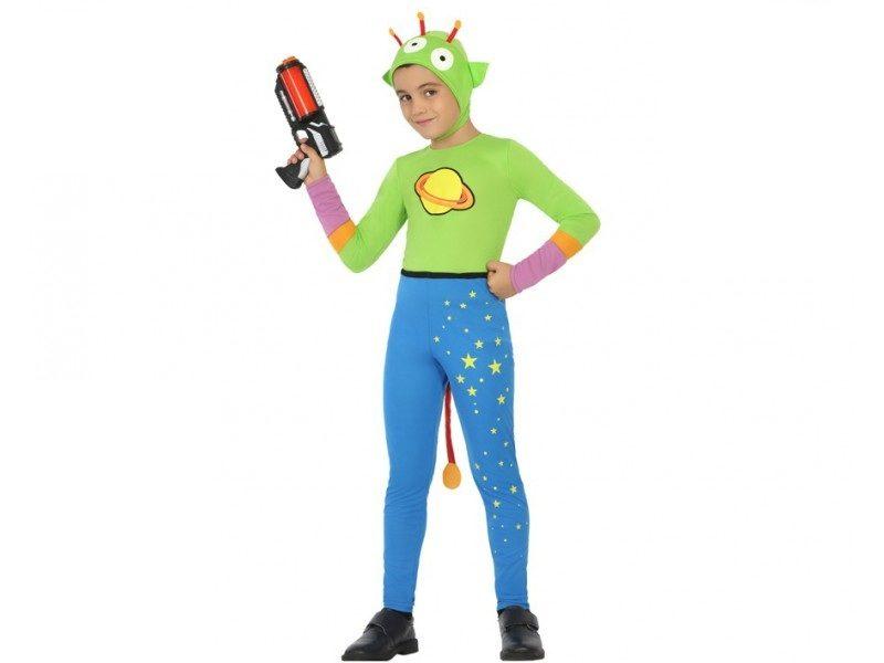 disfraz alien niño estrellas 800x600 - DISFRAZ DE ALIEN PLANETA NIÑO