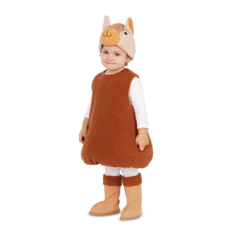 disfraz alpaca peluche bebé 800x800 - DISFRAZ DE ALPACA BEBÉ