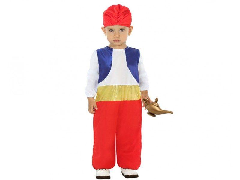 disfraz arabe bebé 800x600 - DISFRAZ DE ARABE BEBÉ NIÑO