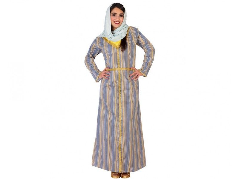 disfraz arabe mujer 800x600 - DISFRAZ DE ÁRABE MUJER