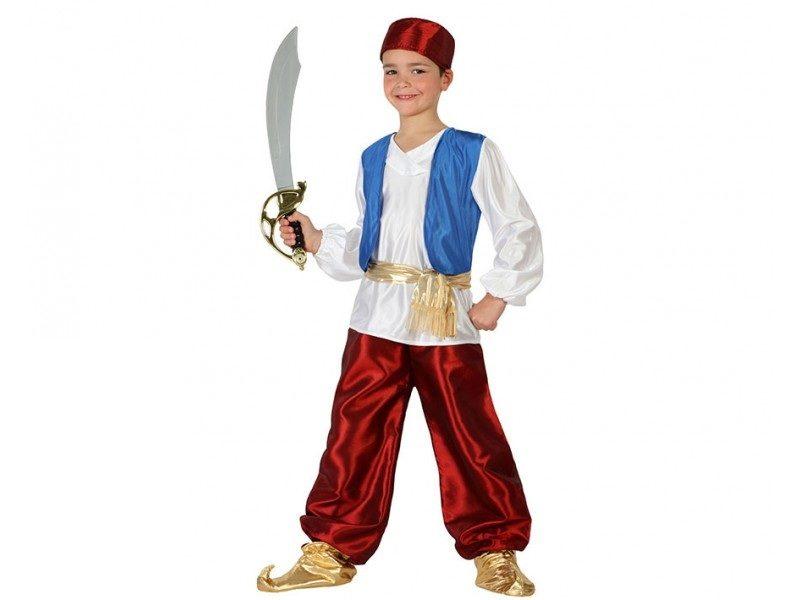 disfraz arabe niño 1 800x600 - DISFRAZ DE ÁRABE NIÑO