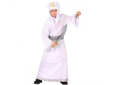 disfraz arabe niño 2 - DISFRAZ DE ÁRABE NIÑO