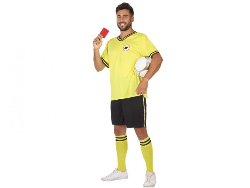 disfraz arbitro hombre - DISFRAZ DE ARBITRO HOMBRE