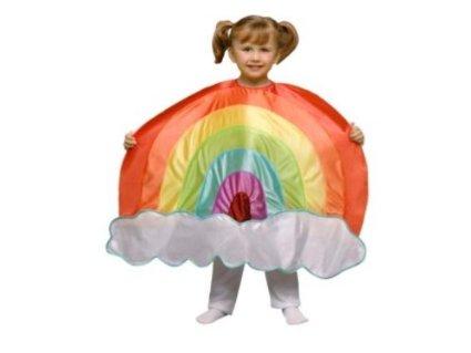 disfraz arco iris peques - DISFRAZ DE ARCO IRIS PEQUE
