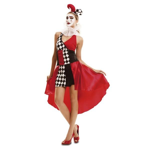 disfraz arlequín mujer - DISFRAZ DE ARLEQUINA SEXY MUJER