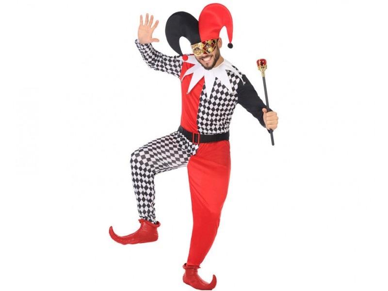 disfraz arlequin hombre - DISFRAZ DE ARLEQUIN R/A HOMBRE