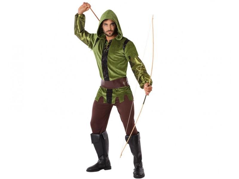 disfraz arquero hombre 1 - DISFRAZ DE ARQUERO HOMBRE