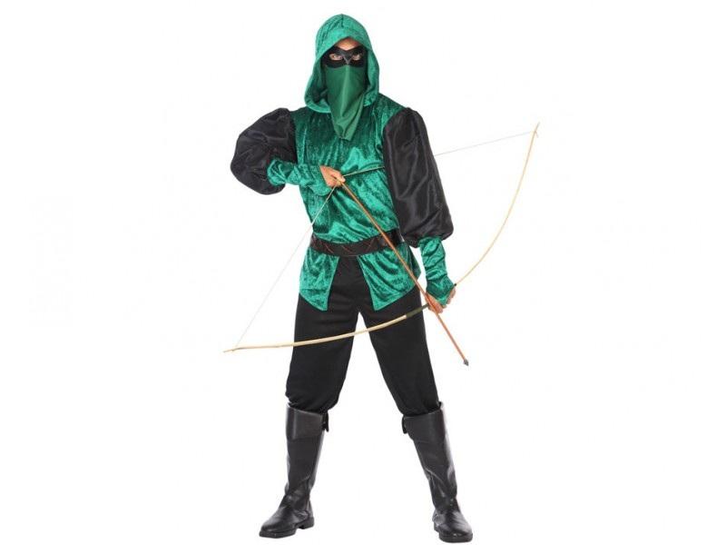 disfraz arquero hombre - DISFRAZ DE ARQUERO HOMBRE