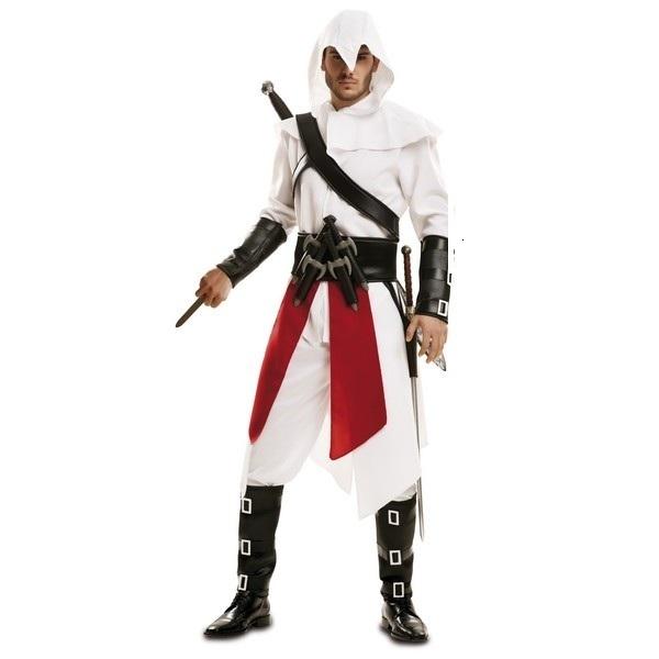 disfraz asesino blanco hombre 202068 - DISFRAZ DE EL ASESINO BLANCO HOMBRE