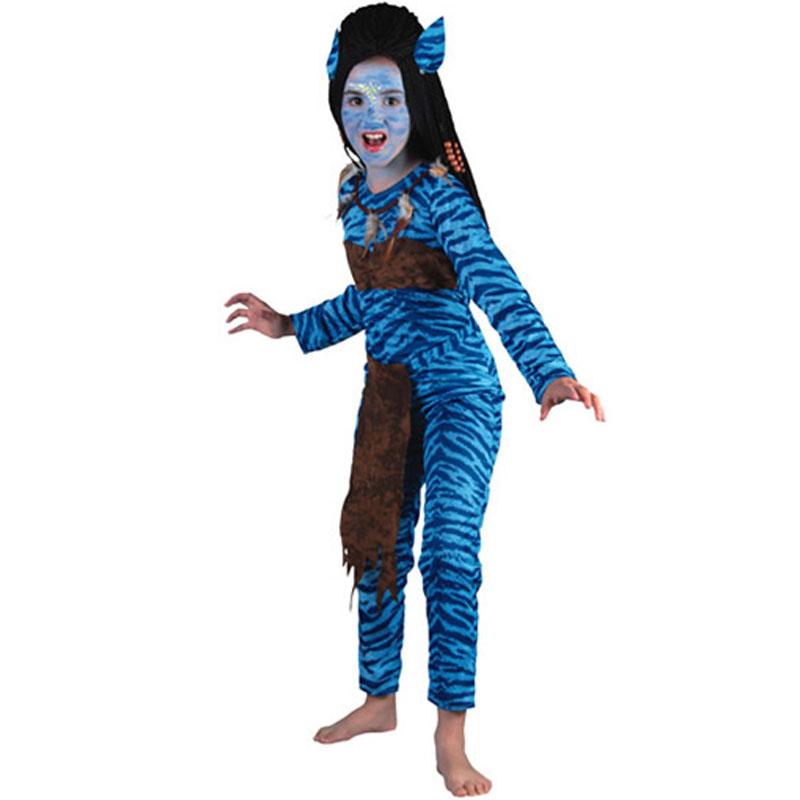 disfraz avatar niña - DISFRAZ DE AVATAR NIÑA