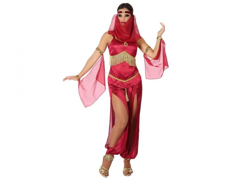 disfraz bailarina árabe mujer - DISFRAZ DE BAILARINA ÁRABE MUJER