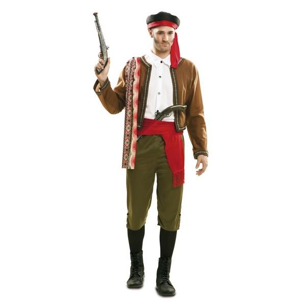 disfraz bandolero hombre - DISFRAZ DE BANDOLERO HOMBRE