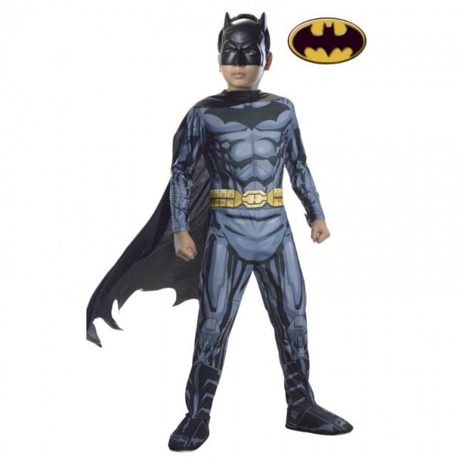 disfraz batman comic niño 881297 - DISFRAZ DE BATMAN - DC COMIC