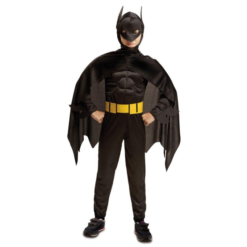 disfraz batman musculoso niño 800x800 - DISFRAZ DE BATMAN MUSCULOSO NIÑO