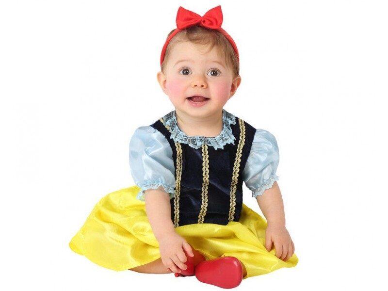 disfraz blancanieves bebé niña 800x600 - DISFRAZ DE BLANCANIEVES BEBÉ