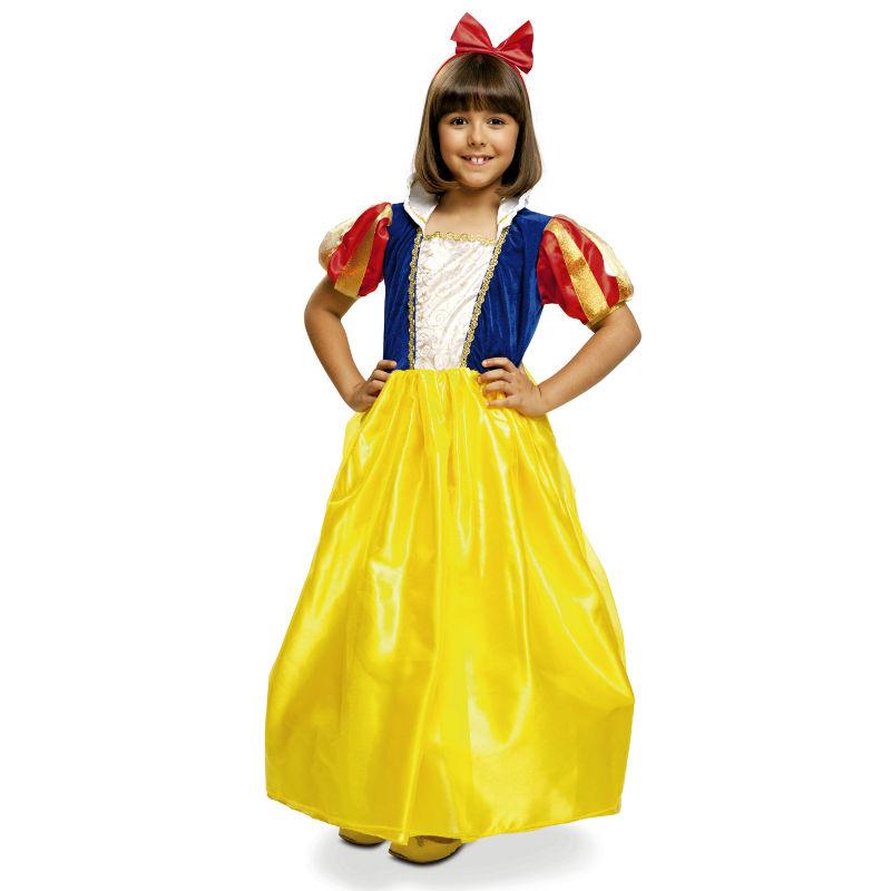 disfraz blancanieves infantil - DISFRAZ DE BLANCANIEVES INFANTIL