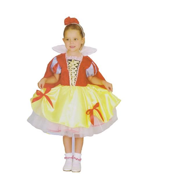 disfraz blancanieves niña - DISFRAZ DE BLANCANIEVES LAZOS BEBE