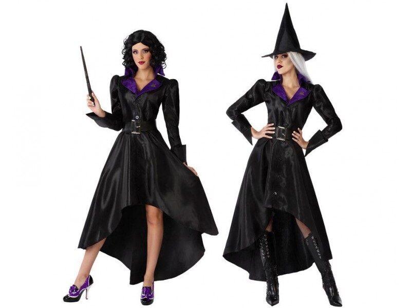 disfraz bruja anos 20 mujer 800x600 - DISFRAZ DE BRUJA MUJER AÑOS 20