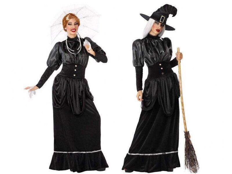 disfraz bruja mujer 800x600 - DISFRAZ DE BRUJA MUJER