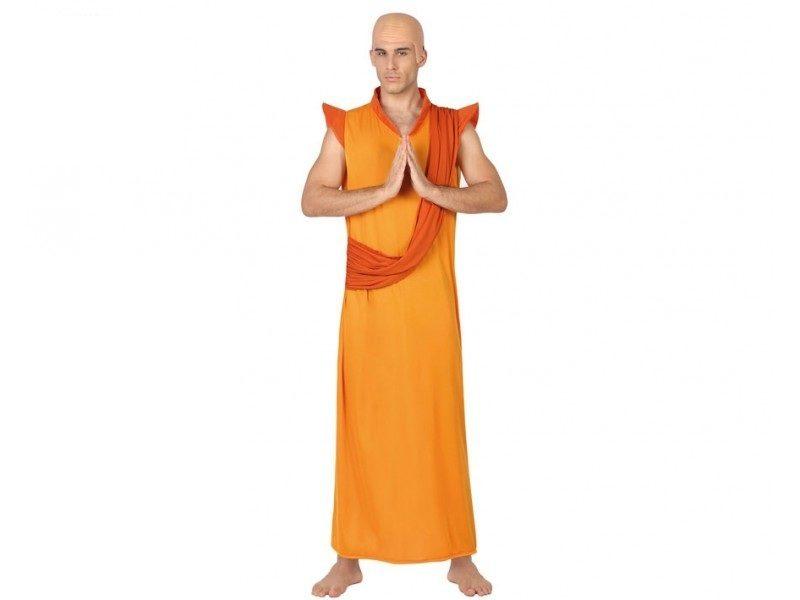disfraz budista hombre 800x600 - DISFRAZ DE BUDISTA HOMBRE