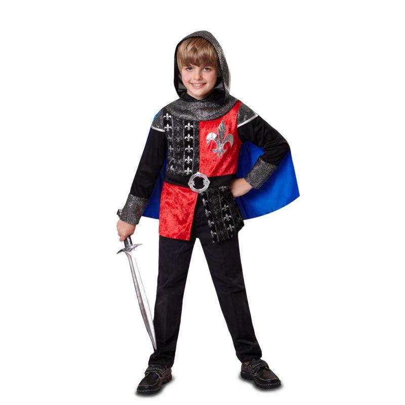 disfraz caballero medieval niño 800x800 - DISFRAZ DE CABALLERO MEDIEVAL NIÑO
