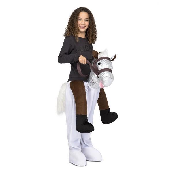 disfraz caballo a hombros infantil - DISFRAZ DE CABALLO A HOMBROS UNISEX
