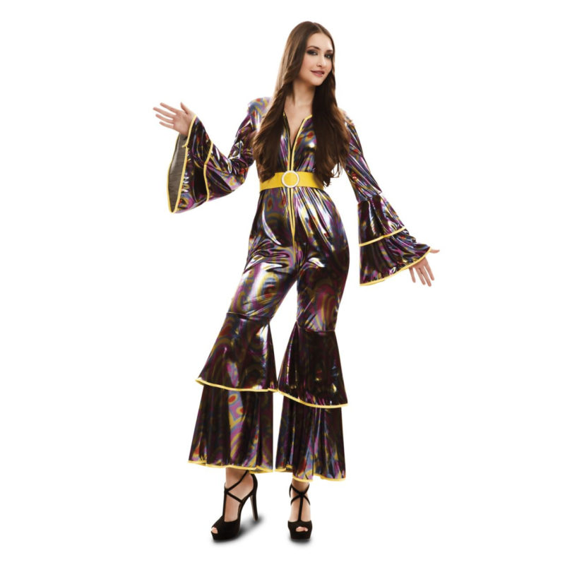 disfraz camisa disco mujer 201994mom 800x800 - DISFRAZ DE DISCO LADY MUJER