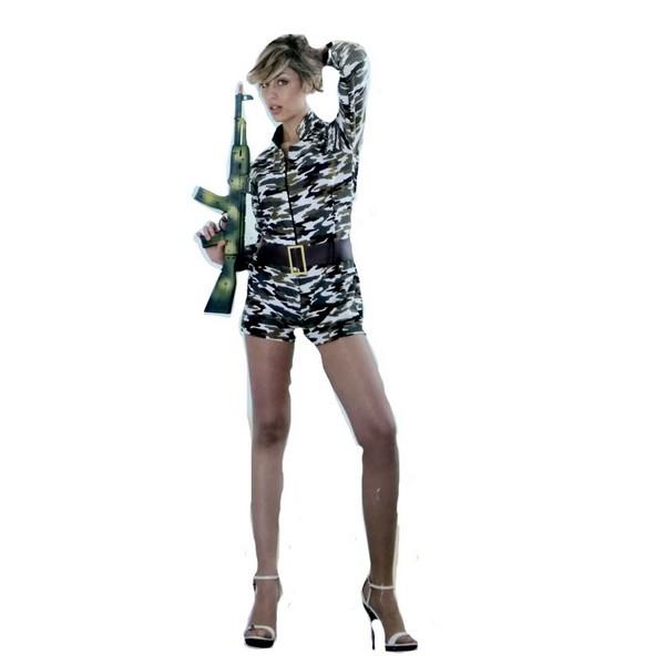 disfraz camuflaje mujer - DISFRAZ DE SOLDADO CAMUFLAJE MUJER