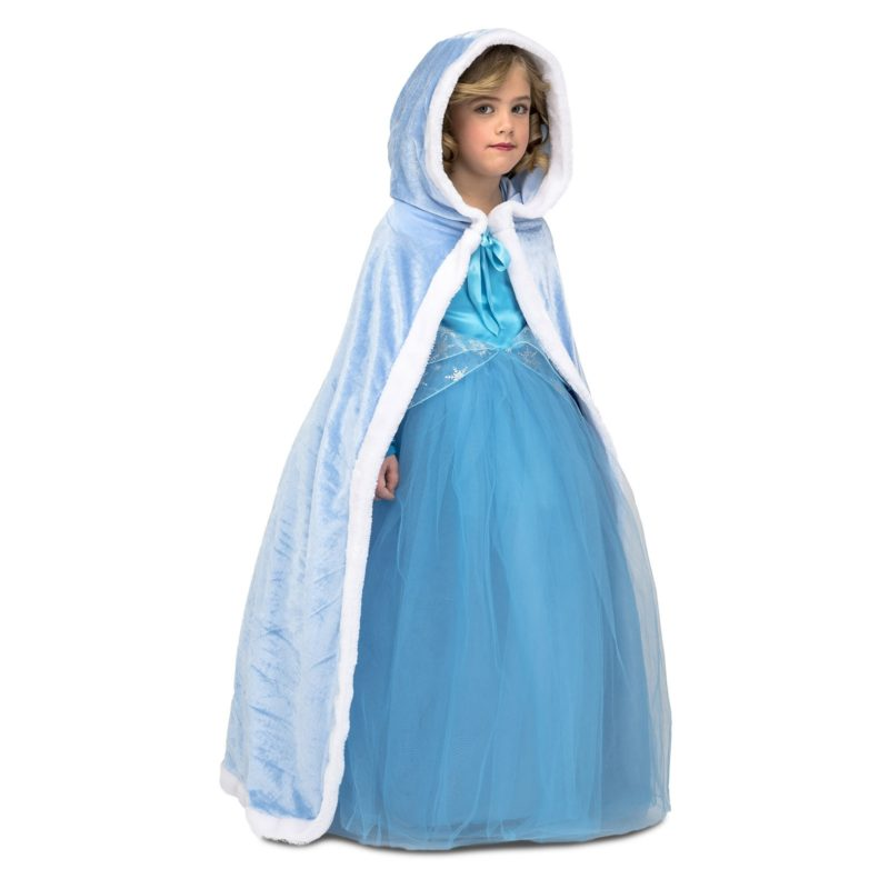 disfraz capa azul niña 800x800 - CAPA AZUL NIÑA