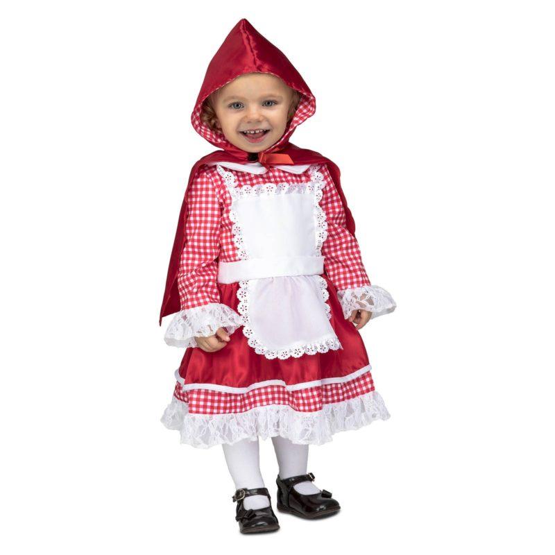 disfraz caperucita bebé 1 800x800 - DISFRAZ DE CAPERUCITA BEBE NIÑA