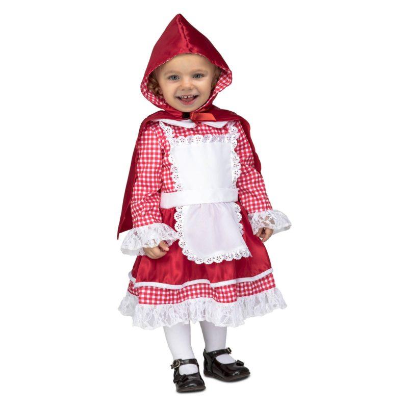 disfraz caperucita bebé 2 800x800 - DISFRAZ DE CAPERUCITA BEBÉ