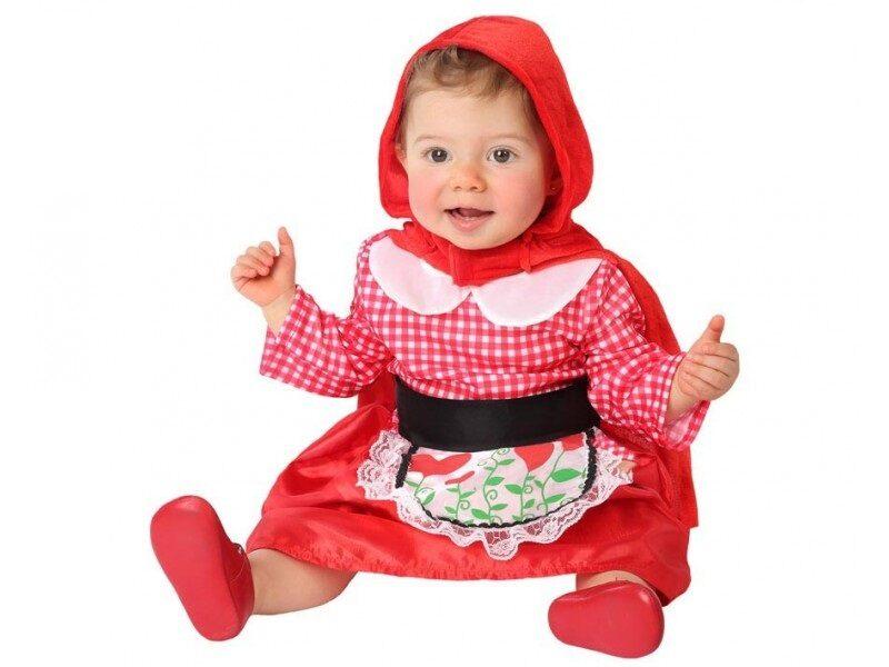 disfraz caperucita bebé niña 800x600 - DISFRAZ DE CAPERUCITA BEBÉ