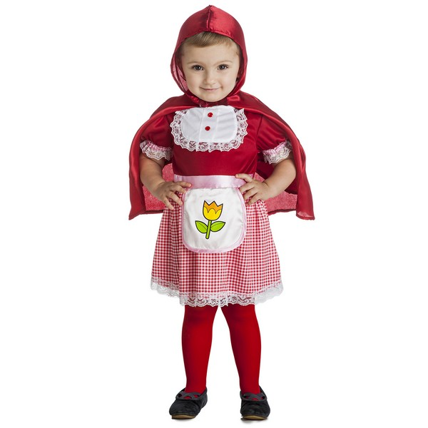 disfraz caperucita bebé - DISFRAZ DE CAPERUCITA BEBE