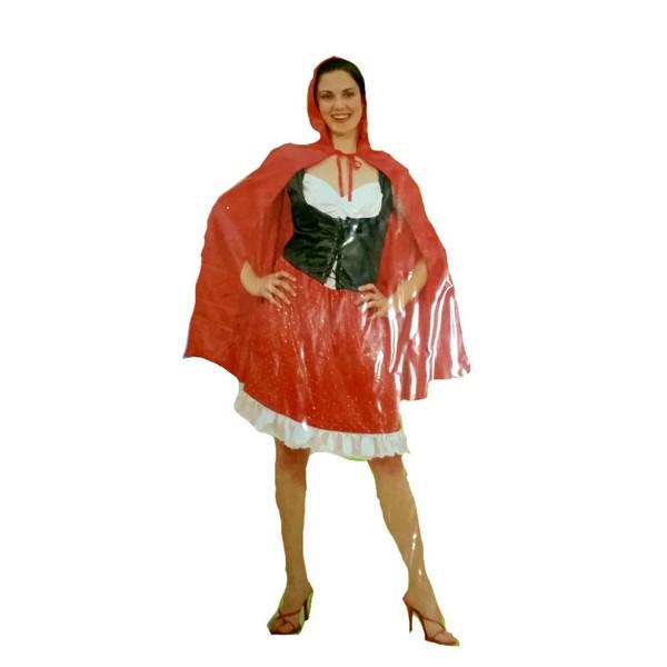disfraz caperucita roja mujer - DISFRAZ DE CAPERUCITA ROJA MUJER