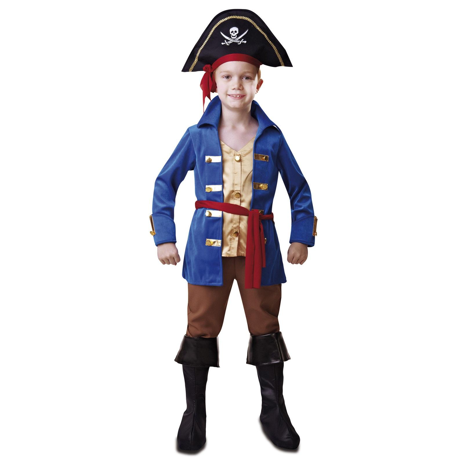 disfraz capitán pirata niño 200608mom - DISFRAZ DE CAPITAN PIRATA NIÑO