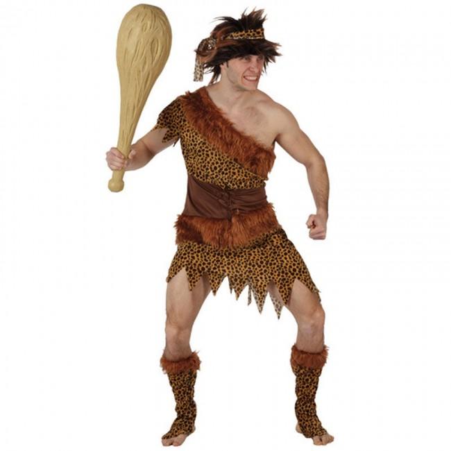 disfraz cavernícola hombre 1 - DISFRAZ DE CAVERNÍCOLA HOMBRE