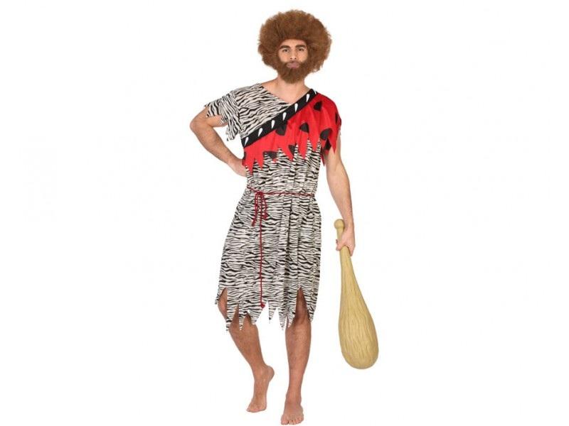 disfraz cavernicola hombre 1 - DISFRAZ DE CAVERNICOLA HOMBRE