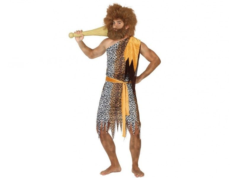 disfraz cavernicola hombre 2 800x600 - DISFRAZ DE CAVERNÍCOLA HOMBRE
