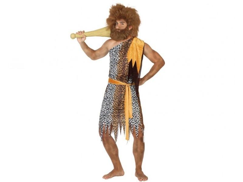 disfraz cavernicola hombre 2 - DISFRAZ DE CAVERNÍCOLA HOMBRE