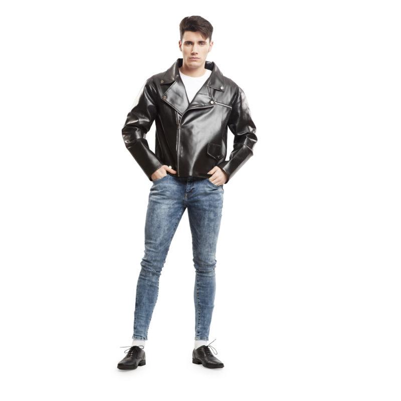 disfraz cazadora grease hombre 201983mom 800x800 - DISFRAZ CHAQUETA DE  GREASE PARA HOMBRE
